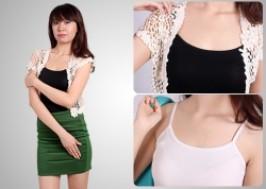 Hà Nội - Hai Bà Trưng: Giảm giá 45% - Combo 2 áo 2 dây cho mọi kết hợp áo ngoài hoàn hảo