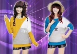 TP. HCM - Tân Bình: Giảm giá 39% - Áo len tay dài thời trang