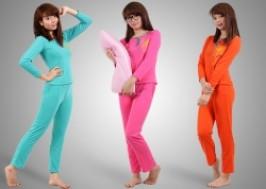Hà Nội - Hai Bà Trưng: Giảm giá 47% - Bộ đồ ngủ nữ dài tay