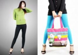 Hà Nội - Hai Bà Trưng: Giảm giá 44% - Combo 2 Quần legging color Block