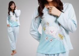 Hà Nội - Đống Đa: Giảm giá 42% - Bộ đồ mặc nhà dài tay thời trang và xinh xắn