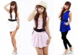 TP. HCM - Tân Bình: Giảm giá 52% - Đầm Swet girl 04 màu thời trang