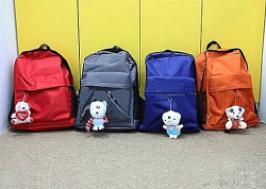 TP. HCM - Tân Bình: Giảm giá 43% - Balo gấu bông cho teen girl năng động