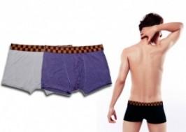 Hà Nội - Cầu Giấy: Giảm giá 76% - Combo 3 quần sịp đùi 100% cotton