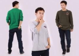 Hà Nội - Hai Bà Trưng: Giảm giá 42% - Áo nam Cotton HOLLILISTER Xuất Khẩu