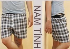 TP. HCM - Tân Bình: Giảm giá 0% - Combo 2 quần short caro nam