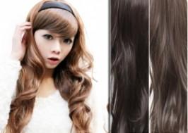Hà Nội - Từ Liêm: Giảm giá 48% - Điệu đà với tóc giả kèm bờm cho bạn gái