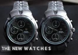 TP. HCM - Tân Bình: Giảm giá 45% - Đồng hồ nam sang trọng và lịch lãm