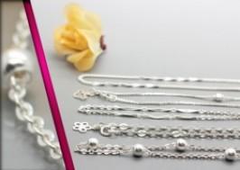 Hà Nội - Tây Hồ: Giảm giá 63% - Voucher lắc bạc đeo tay thời trang