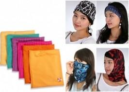 Hà Nội - Hai Bà Trưng: Giảm giá 37% - Combo 03 khăn khẩu trang đa năng chất liệu len dày