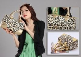 TP. HCM - Tân Bình: Giảm giá 42% - Túi da beo thời trang