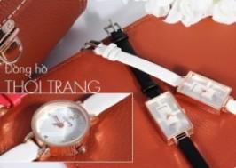 Hà Nội - Cầu Giấy: Giảm giá 70% - Đồng hồ thời trang đa phong cách