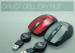 Hà Nội - Cầu Giấy: Giảm giá 54% - Chuột dây rút Dell