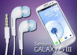 Hà Nội - Cầu Giấy: Giảm giá 50% - Tai nghe Samsung Galaxy S3 chính hãng