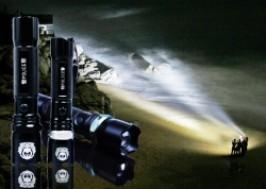Hà Nội - Hai Bà Trưng: Giảm giá 55% - Đèn pin tự vệ siêu sáng