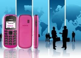 Cuc Re - TP. HCM - Tan Binh: Giam gia 30% - Dien thoai Nokia 1280