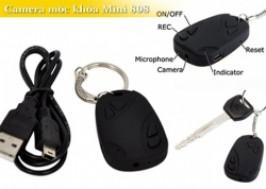 TP. HCM - Tân Bình: Giảm giá 53% - Móc khóa camera siêu nhỏ