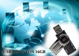 Cuc Re - TP. HCM - Tan Binh: Giam gia 34% - USB Kingston 16gb