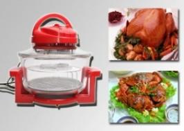 Hà Nội - Hai Bà Trưng: Giảm giá 46% - Lò nướng đa năng Halogen Oven LeKhoe