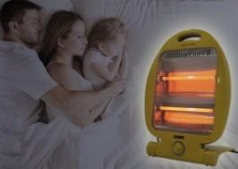 Hà Nội - Hai Bà Trưng: Giảm giá 50% - Quạt sưởi điện Lion - 1 - Đồ Dùng Điện