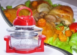 Hà Nội - Hoàng Mai: Giảm giá 47% - Voucher Nồi nướng đa năng Flavor Wave Turbo