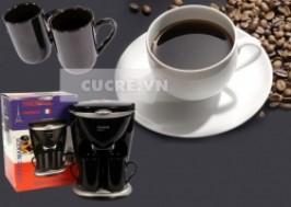 Hà Nội - Hai Bà Trưng: Giảm giá 39% - Máy pha cà phê TriomPhe mini