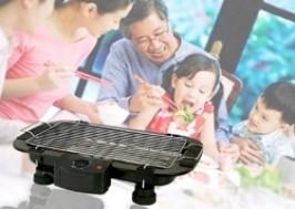 Hà Nội - Hoàng Mai: Giảm giá 52% - Voucher bếp nướng không khói Happy Call
