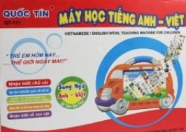 TP. HCM - Tân Bình: Giảm giá 43% - Máy học Tiếng Anh
