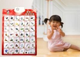 Hà Nội - Ba Đình: Giảm giá 58% - Bảng chữ cái giúp bé học và phát âm tiếng Việt