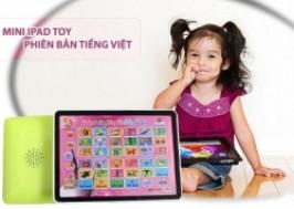 TP. HCM - Tân Bình: Giảm giá 42% - Ipad đồ chơi phiên bản Việt cho bé