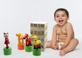 Hà Nội - Hai Bà Trưng: Giảm giá 61% - Combo bộ đồ chơi rút gỗ và thú nhún