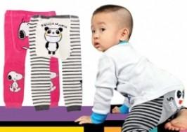 Hà Nội - Hoàn Kiếm: Giảm giá 56% - combo 2 quần Busha ngộ nghĩnh cho bé