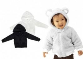 Hà Nội - Cầu Giấy: Giảm giá 50% - Áo khoác lông ấm áp cho bé hiệu baby Gap