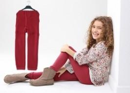 Hà Nội - Cầu Giấy: Giảm giá 39% - Quần legging lót nỉ cho bé gái