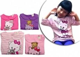 Hà Nội - Hai Bà Trưng: Giảm giá 39% - Áo nỉ Hello Kitty cho bé yêu