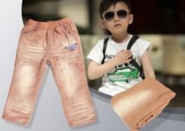 Hà Nội - Hai Bà Trưng: Giảm giá 56% - Quần nỉ 2 lớp xuất Nhật cho bé