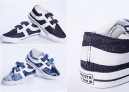 Hà Nội - Cầu Giấy: Giảm giá 53% - Combo 2 đôi giầy cho bé trai