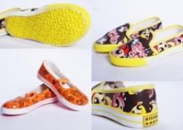 Hà Nội - Cầu Giấy: Giảm giá 51% - Combo 2 đôi giầy xinh xắn cho bé