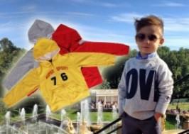Hà Nội - Cầu Giấy: Giảm giá 53% - Áo khoác nỉ cho bé trai