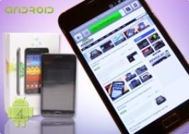 Hà Nội - Hai Bà Trưng: Giảm giá 93% - Voucher điện thoại Android Note N9000