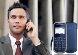 TP. HCM - Tân Bình: Giảm giá 17% - Nokia 1202 Full Box