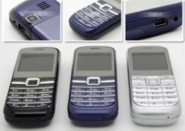 TP. HCM - Tân Bình: Giảm giá 56% - Điện thoại siêu nhỏ 2 sim 2 sóng Shino M2