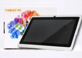 TP. HCM - Tân Bình: Giảm giá 95% - Voucher giảm giá máy tính bảng Tablet PC Tpad 2012