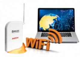 Hà Nội - Từ Liêm: Giảm giá 55% - Bộ thu phát wifi MTN MY- WR557G