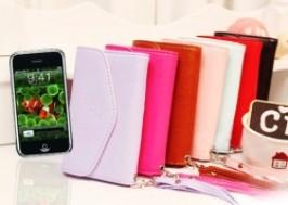 TP. HCM - Tân Bình: Giảm giá 56% - Bao da iPhone đa năng