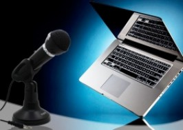 Hà Nội - Hai Bà Trưng: Giảm giá 45% - Mini Micropone cho laptop, máy bàn