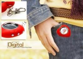 TP. HCM - Tân Bình: Giảm giá 50% - Móc khóa khung ảnh kỹ thuật số