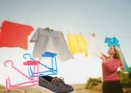 Hà Nội - Hai Bà Trưng: Giảm giá 56% - Combo 3 chiếc móc treo giày