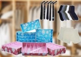 Hà Nội - Hai Bà Trưng: Giảm giá 54% - Tủ vải đựng quần áo chíp, tất, cavat