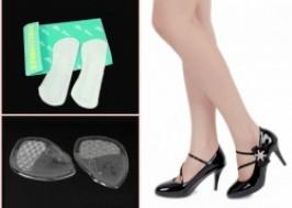 Hà Nội - Hai Bà Trưng: Giảm giá 56% - Bộ lót giầy silcon bảo vệ bàn chân